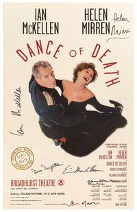 (Theatrical Poster): Dance of Death
