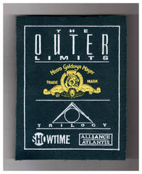 'The Outer Limits' Television Series (1990s) - Collector's Embroidered Patch