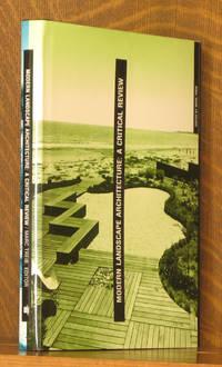 MODERN LANDSCAPE ARCHITECTURE: A CRITICAL REVIEW