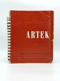 ARTEK [Catalog of furniture and interiors designed by Alvar Aalto in collaboration with Aino Aalto or Maija Heikinheimo]