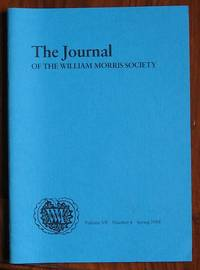 The Journal of the William Morris Society Volume VII Number 4 Spring 1988