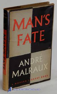 Man's Fate (La condition humaine)  (Modern Library #33.3)