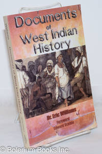 image of Documents of West Indian History: From the Spanish Discovery to the British Conquest of Jamaica