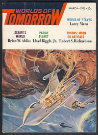 World of Ptavvs in Worlds of Tomorrow March 1965