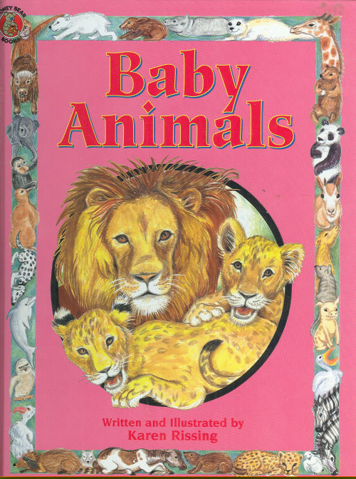 BABY ANIMALS, Rissing, Karen