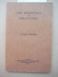 image of The Essentials of Education