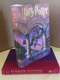 Harry Potter and the Sorcerer's Stone by Rowling; J. K - 1st Edition - 1998 - from j. vint books (SKU: 004641)