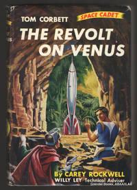 Revolt on Venus:  A Tom Corbett Space Cadet Adventure (#5)