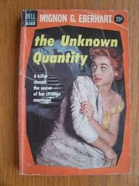 The Unknown Quantity # 811