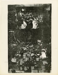 image of WE PROPOSE A CULTURE EXCHANGE: (garbage for garbage) (Original 1968 flyer)