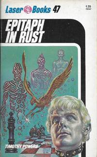 9780373720477 - Epitaph in Rust (Laser Books) by Timothy Powers