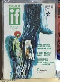 If --Worlds of Science Fiction; January 1970, Volume 20, Number 1