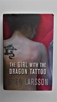 image of The Girl with the dragon tattoo.