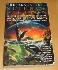 image of The Year's Best Science Fiction, Thirteenth Annual Collection