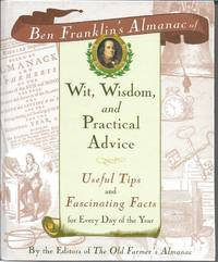 image of Ben Franklin's Almanac of Wit, Wisdom, and Practical Advice
