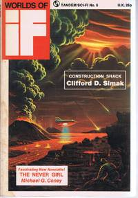 image of Worlds of If Science Fiction January-February 1973 Vol 21 No 9 Issue 164 UK No. 5