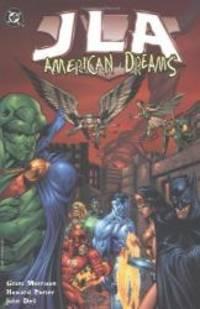 image of JLA (Book 2): American Dreams