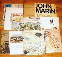 Small Collection of Reference Works Pertaining to John Marin.