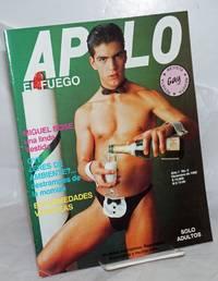 Apolo...el fuego: revista gay vol. 1, #5, Diciembre de 1992: Miguel Bose