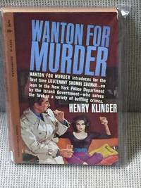 image of Wanton for Murder