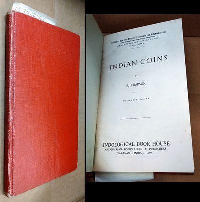 Varanasi, India: Indological Book House, 1969. An English Language Reprint of 1897 Edition. Octavo; ...