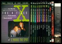 image of X FILES: X Marks the Spot; Darkness Falls; Tiger Tiger; Squeeze; Humbug; Shapes; Fear; Voltage; E.B.E.; Die Bug Die; Ghost in the Machine; The Making of the X Files - Fight the Future; Goblins; Whirlwind