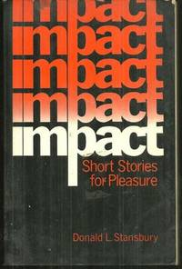 IMPACT Short Stories for Pleasure, Stansbury, Donald editor