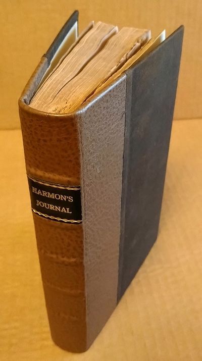 Andover: Flagg and Gould, 1820. First. Octavo; vg- hardcover; brown leather spine with gilt letterin...