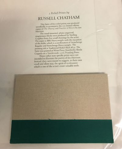 Seattle: Wynn Books, 1986. First edition. Hardcover. The book is fine as are the prints. Russell Cha...