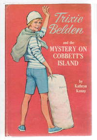 image of TRIXIE BELDEN: THE MYSTERY ON COBBETT'S ISLAND, #13.