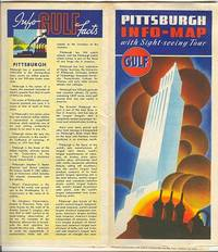 Pittsburgh Ifo-Map with Sight-Seeing Tour