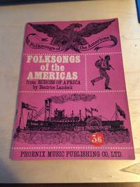 image of Folksongs of the Americas from Echoes of Africa