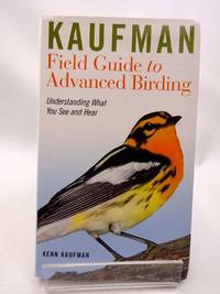 image of KAUFMAN FIELD GUIDE TO ADVANCED BIRDING