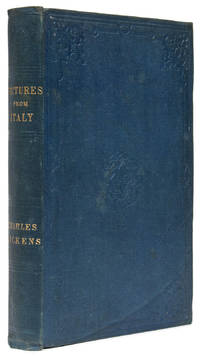 Pictures from Italy [Original Cloth] by  Charles (1812-1870) DICKENS - First Edition - 1846 - from Fine Editions Ltd and Biblio.co.uk