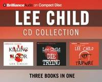 image of Lee Child CD Collection: Killing Floor, Die Trying, Tripwire (Jack Reacher Series)