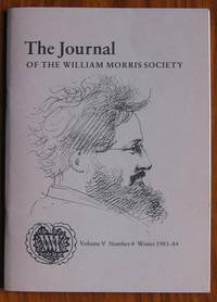 The Journal of the William Morris Society Volume V Number 4 Winter 1983-84