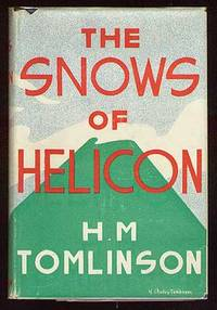 London: Heinemann, 1933. Hardcover. Fine/Fine. First edition. Fine in fine dustwrapper, designed by ...