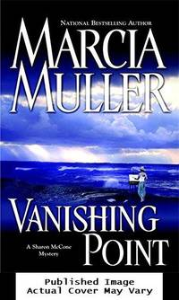 Vanishing Point (A Sharon McCone Mystery) by  Marcia Muller - First edition - 2006-07-10 Cover Rubbing. See ou - from EstateBooks (SKU: 186HL2L_b3cf4db0-17de-4)