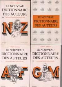 Nouveau dictionnaire des auteurs (coffret de 3 volumes) by  Valentino Bompiani Robert Laffont - 1994 - from philippe arnaiz and Biblio.com