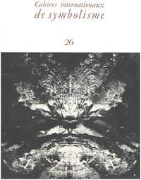 image of Cahiers internationaux de symbolisme n° 26