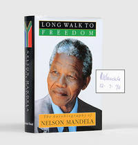 Long Walk to Freedom. by  Nelson MANDELA - Signed First Edition - 1994 - from Peter Harrington (SKU: 138490)