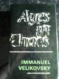 image of Ages in Chaos - Volume 1 - From the Exodus to King Akhnaton.