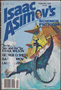 Isaac Asimov's Science Fiction Magazine, February 1979 (Volume 3, Number 2)