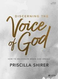image of Discerning the Voice of God - Bible Study Book - Revised