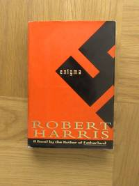 Enigma      **1st US edition/1st printing**