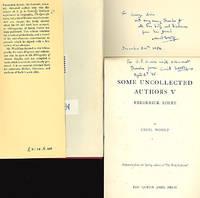 A BIBLIOGRAPHY OF FREDERICK ROLFE BARON CORVO