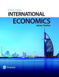 image of International Economics (7th Edition) (Pearson Series in Economics)