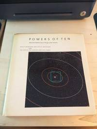 image of Powers of Ten: A book about the relative size of things in the universe and the effect of adding another zero