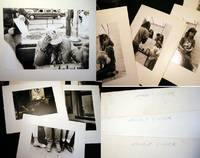 Circa 1970-80s Collection of Large Mounted Black and White Photographs By Rachel Singer Including New York City, Candid Images and Portraiture by (Photography) - Paperback - Photograph - 1970 - from Certain Books, ABAA (SKU: 21919)
