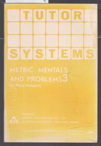 image of Tutor Systems : Metric Mentals and Problems 3 : For Use with  Tutor Systems Tile Pattern Board